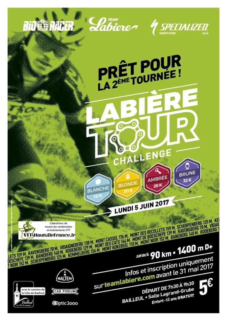 Labi re tour vtt bailleul lundi de pentec te v loclub faumont - Lundi de pentecote 2017 ...
