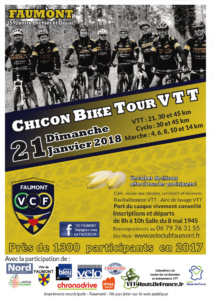 Chicon Bike Tour 2018