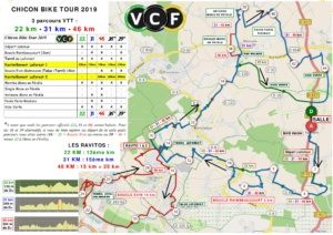 Chicon Bike Tour 2020